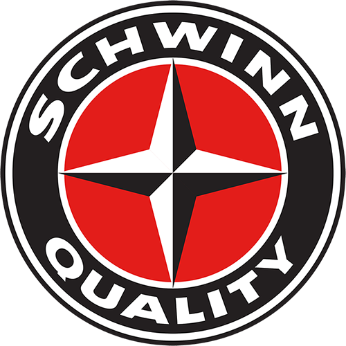 Schwinn on Homeroom Fit | Logo - Schwinn - Quality Seal - Large